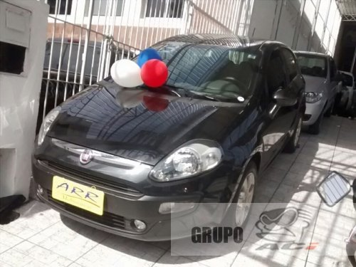 FIAT PUNTO ATTRACTIVE 1.4 (FLEX) 2013